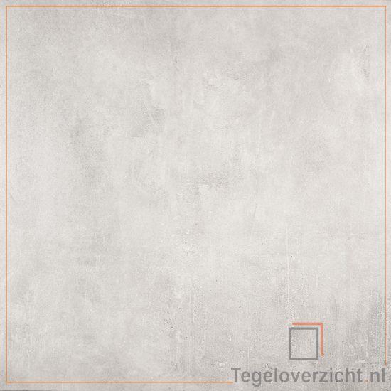 Porcelaingres 60x60cm Urban White Vloertegel X600295x8